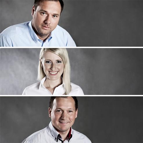 Zespół - portrety