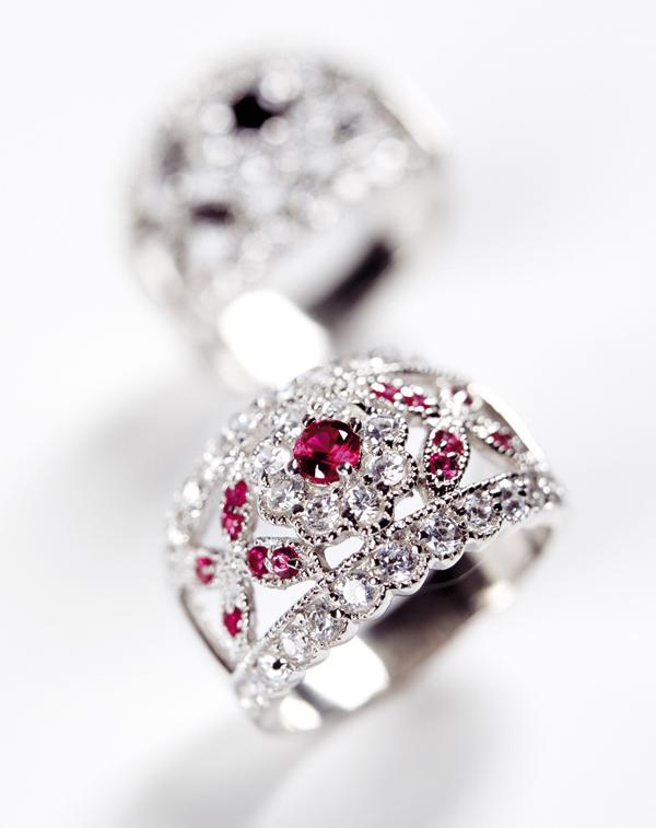 Fotografie biżuterii