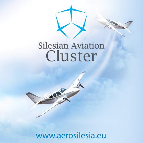 Silesian Aviation Cluster - Agencja Reklamowa Leszno