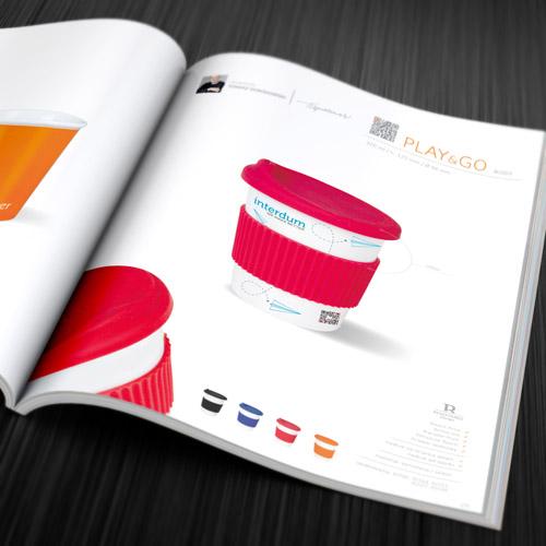 Katalog porcelany z nadrukiem