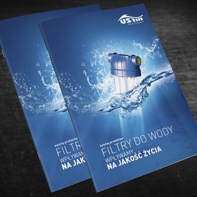 Katalog - filtry do wody