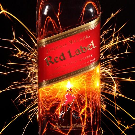 Alkohol i ogień