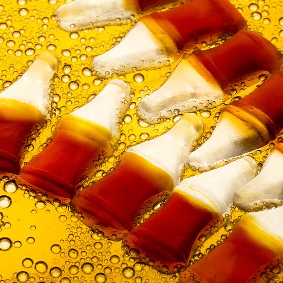 Żelki cola