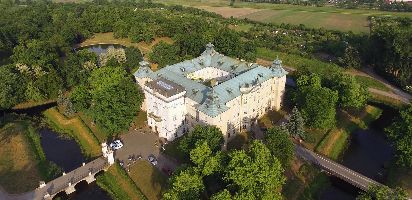 zdjęcie lotnicze - Leszno - dron