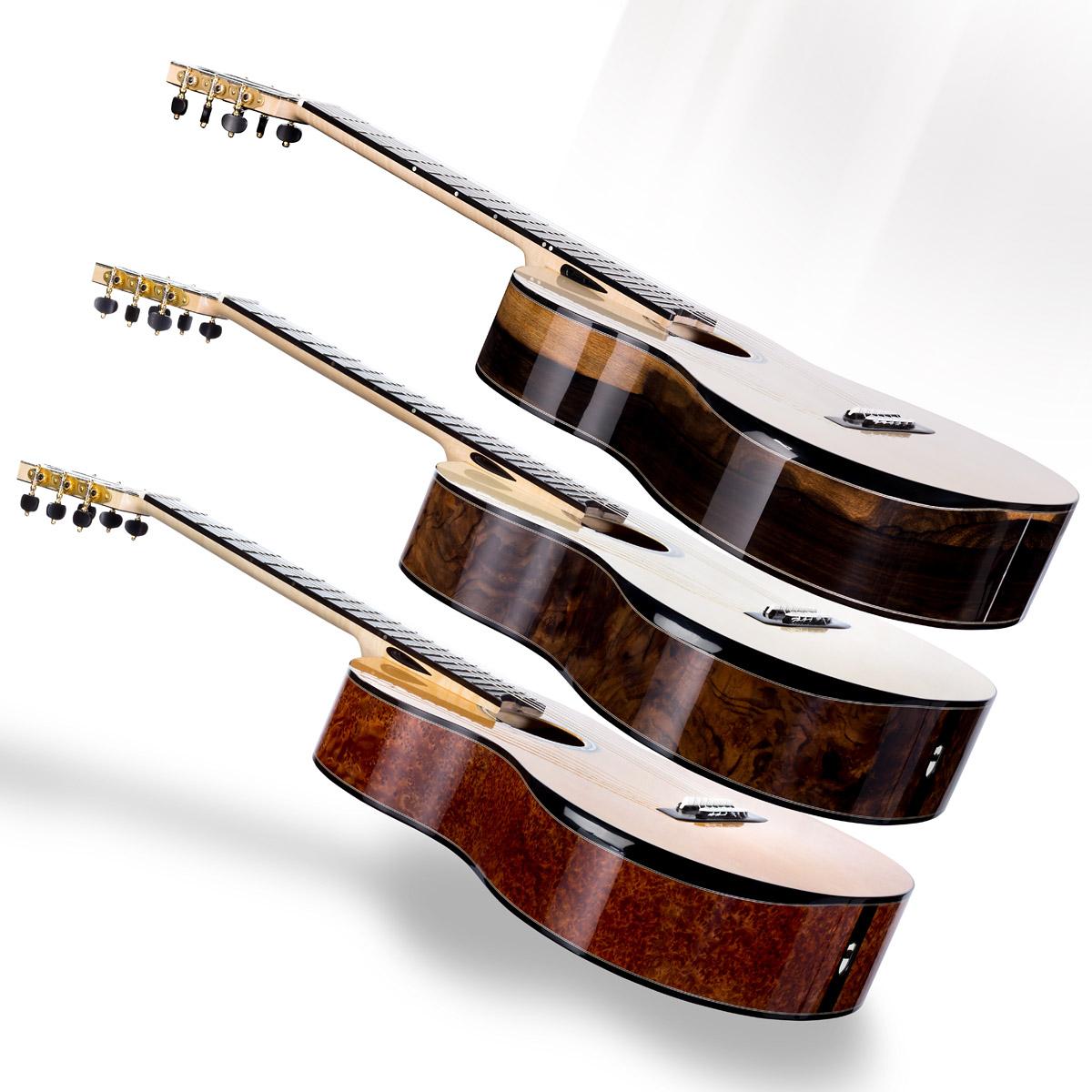 Gitary lutnicze