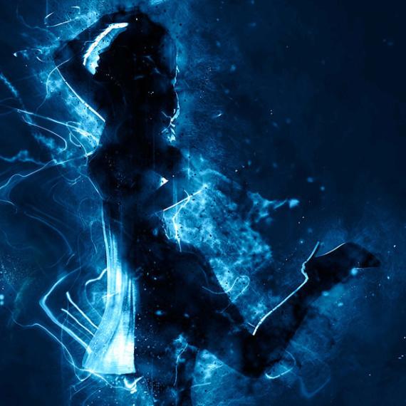 Dziewczyna z kosmosu - portret