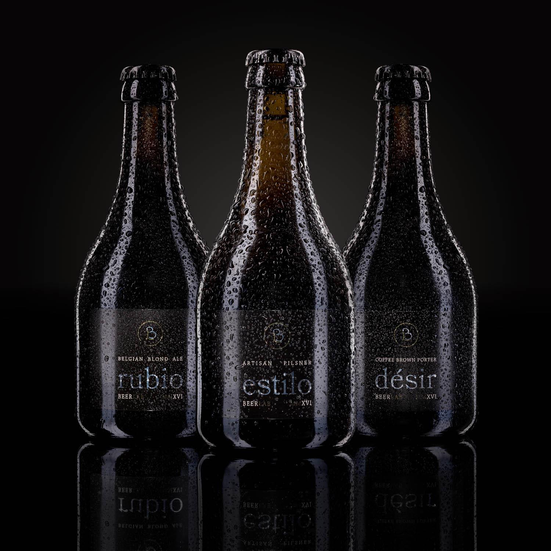 fotografia reklamowa piwo butelka