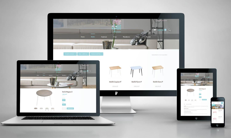 sklep internetowy - responsywny i nowoczesny CMS