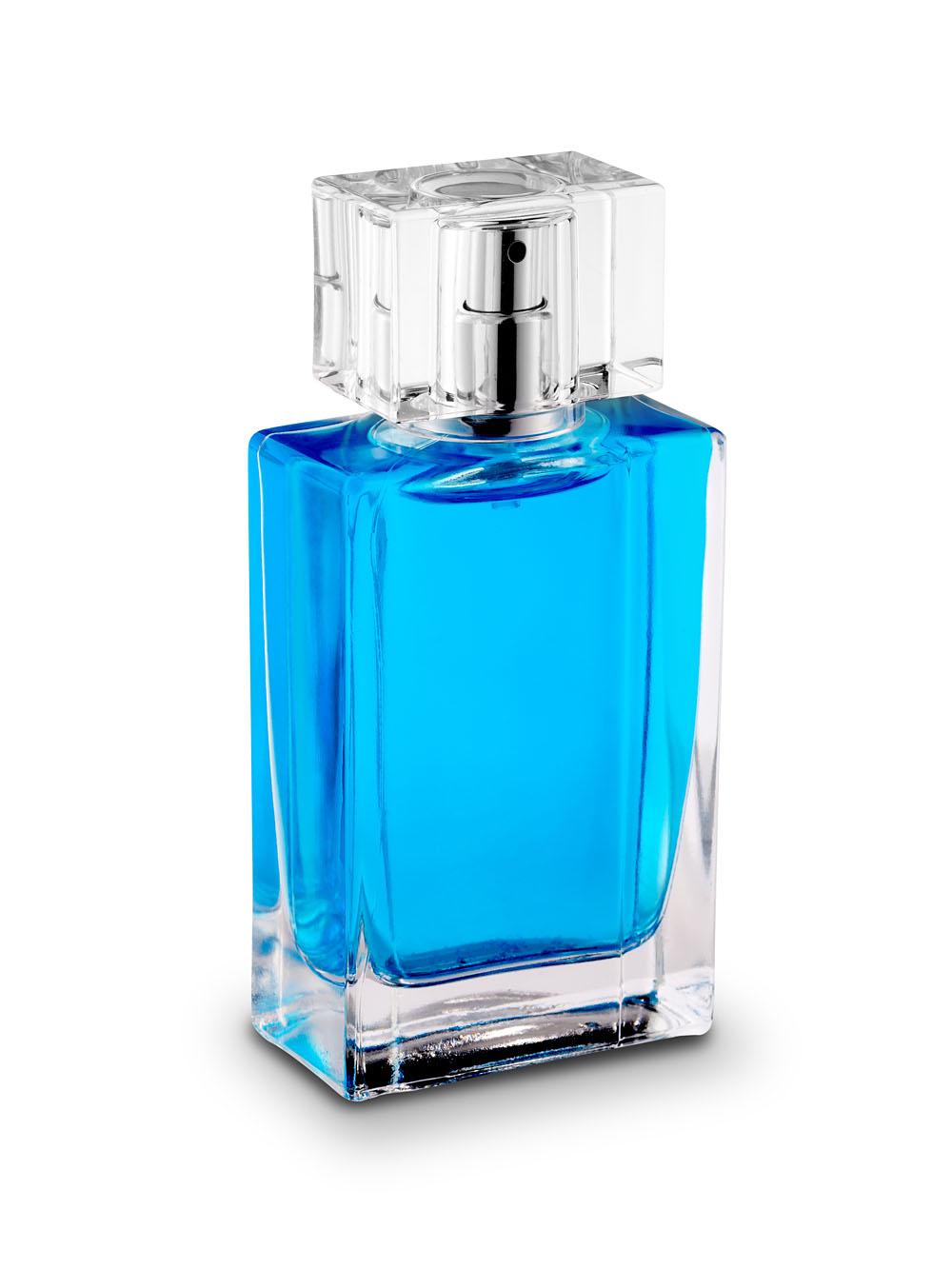 flakony perfumy fotografia szkło