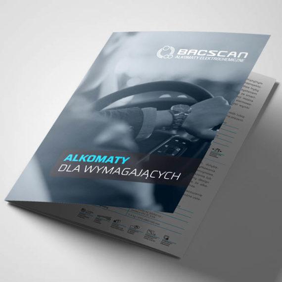 projekt i druk katalogu