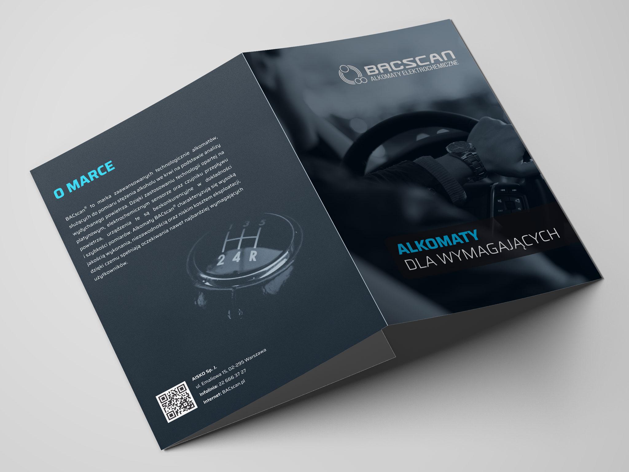 katalog produktów - projekt i druk