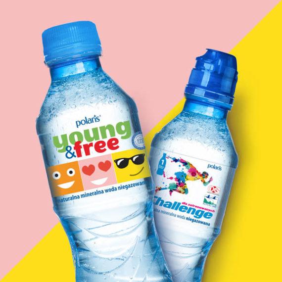 opakowanie woda butelka plastikowa pet